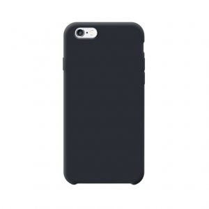 iPhone 6 / 6s siliconen back case - zwart