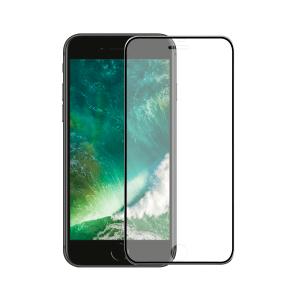 iPhone 6 screenprotector gehard glas - Metaal - Telefoonglaasje
