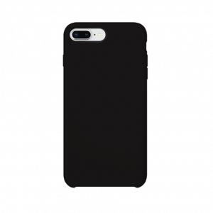 iPhone 8 Plus siliconen back case - Zwart