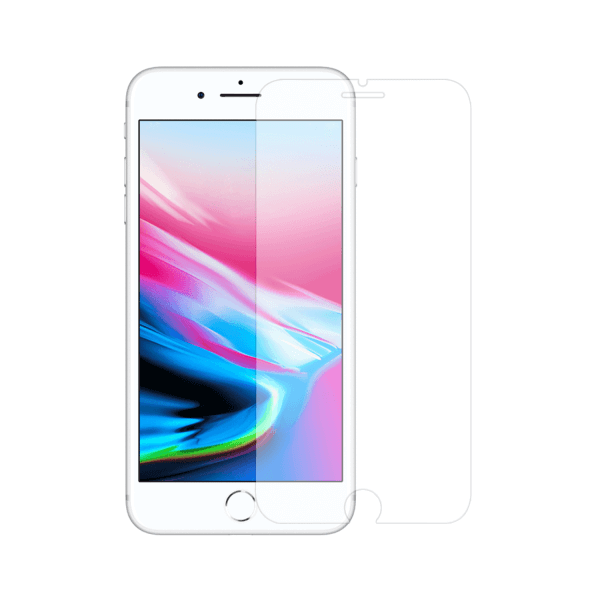 iPhone 8 screenprotector gehard glas - Standard Fit - Telefoonglaasje