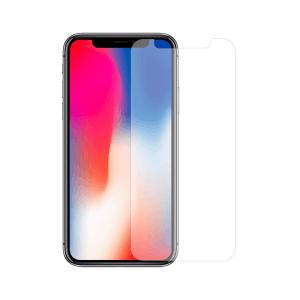 iPhone X screenprotector gehard glas - Standard Fit - Telefoonglaasje