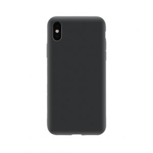 iPhone X tpu back case - Zwart