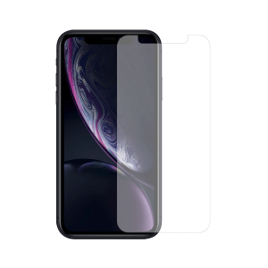 iPhone XR screenprotector gehard glas - Standard Fit - Telefoonglaasje