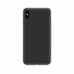 iPhone Xs Max tpu back case - Zwart