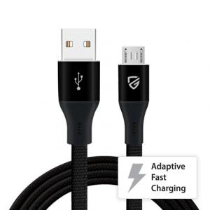 Micro-USB naar USB oplader kabel