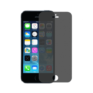 iPhone SE / 5s / 5c / 5 privacy screenprotector