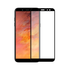 Samsung Galaxy A6 Plus 2018 screenprotector gehard glas - Edge to Edge - Telefoonglaasje