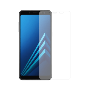Samsung Galaxy A8 2018 screenprotector gehard glas - Standard Fit - Telefoonglaasje