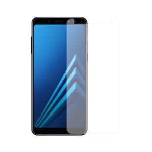 Samsung Galaxy A8 2018 screenprotector van gehard glas