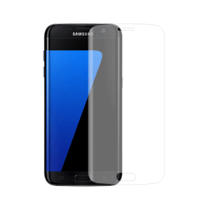 Samsung Galaxy S7 Edge screenprotector gehard glas - Edge to Edge - Telefoonglaasje