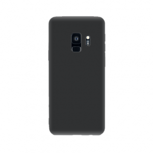 Samsung Galaxy S9 tpu back case - Zwart