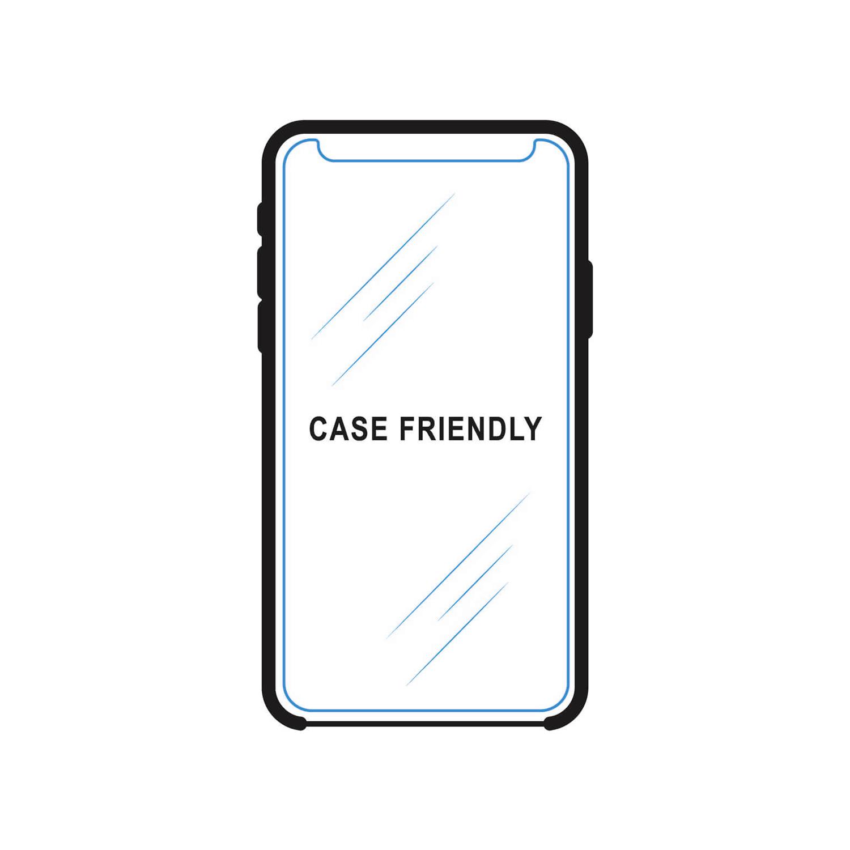 Wat is een case friendly screenprotector?