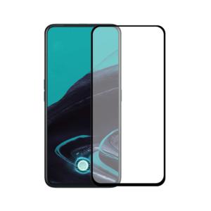 OPPO Reno 2 screenprotector gehard glas - Edge to Edge - Telefoonglaasje