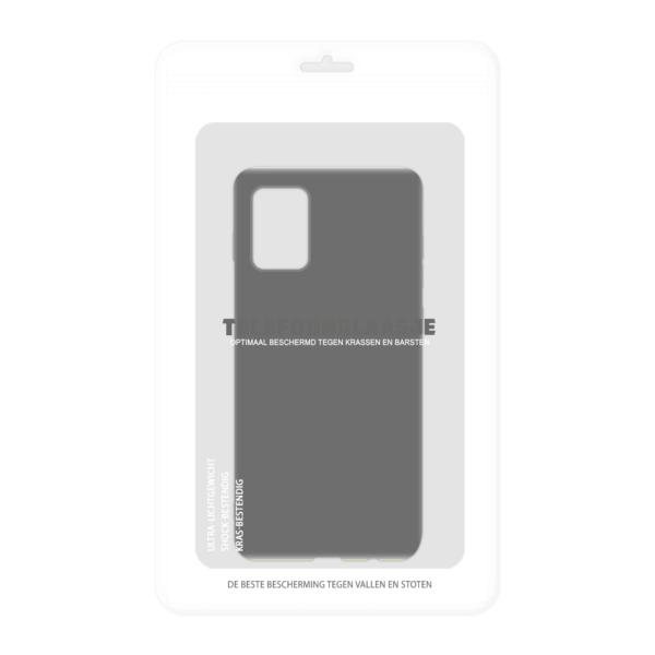 Sealbag Galaxy S20 siliconen hoesje - zwart