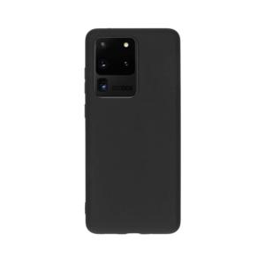 Sealbag Galaxy S20 Ultra siliconen hoesje - zwart