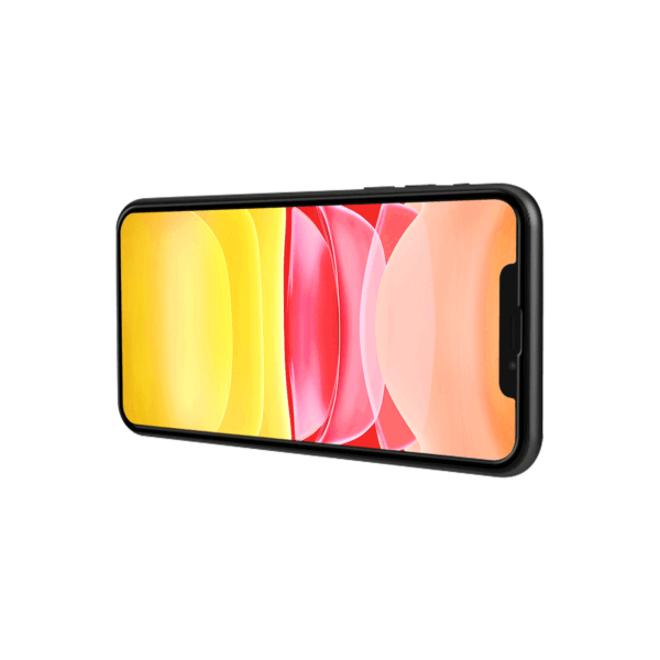 Landscape iPhone 11 privacy screenprotector