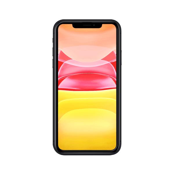 voorkant iPhone 11 privacy screenprotector - Edge to Edge