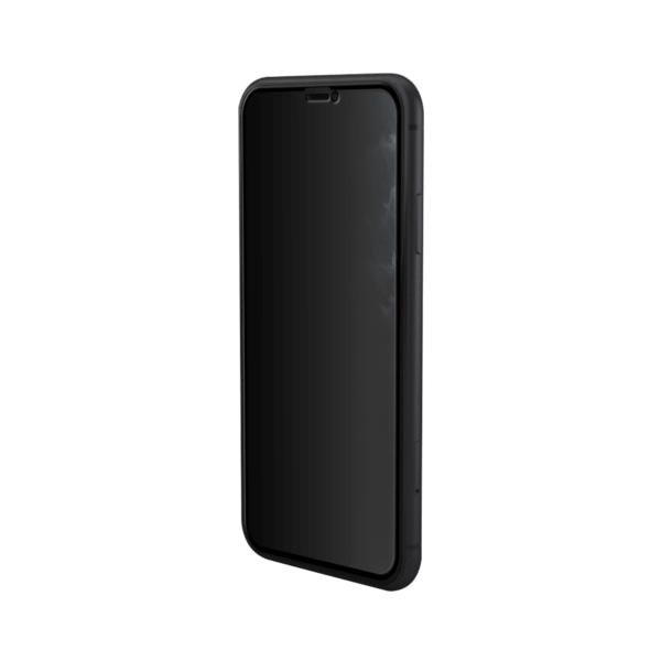 Rechterzijde iPhone 11 Pro privacy screenprotector - Edge to Edge