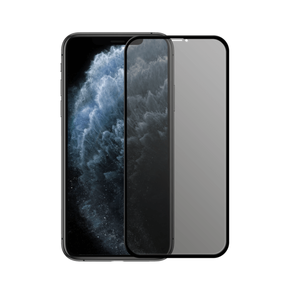 iPhone 11 Pro privacy screenprotector - Edge to Edge