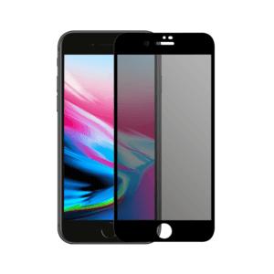 iPhone 8 Plus privacy screenprotector - Edge to Edge