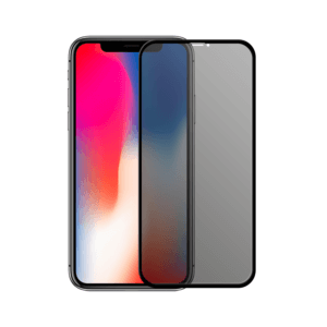 iPhone X privacy screenprotector - Edge to Edge