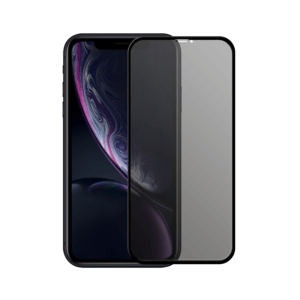 iPhone Xr privacy screenprotector - Edge to Edge