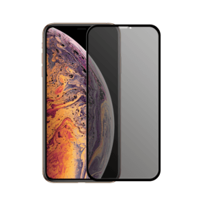 iPhone Xs Max privacy screenprotector - Edge to Edge