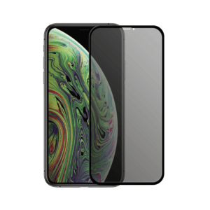 iPhone Xs privacy screenprotector - Edge to Edge
