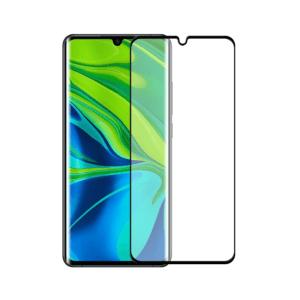 Xiaomi Mi Note 10 screenprotector - tempered glass