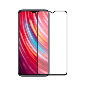 Xiaomi Redmi Note 8 Pro screenprotector - tempered glass