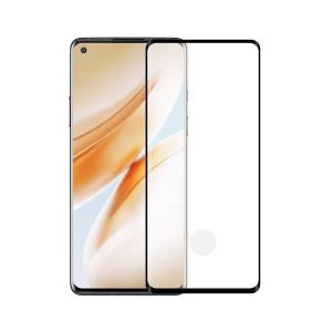 OnePlus 8 screenprotector van gehard glas