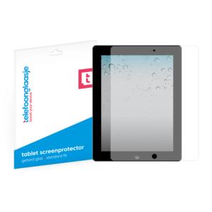 iPad 2 screenprotector tempered glass van Telefoonglaasje