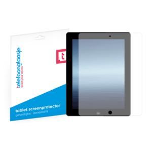 iPad 3 screenprotector tempered glass van Telefoonglaasje