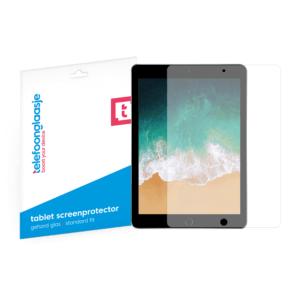 iPad 5 screenprotector tempered glass van Telefoonglaasje