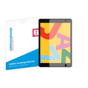 iPad 7 2019 screenprotector tempered glass van Telefoonglaasje