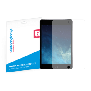 iPad Mini 2 screenprotector tempered glass van Telefoonglaasje