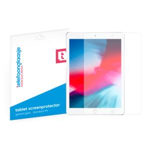 iPad Pro 9.7 inch screenprotector tempered glass van Telefoonglaasje