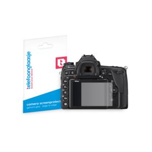 Nikon D780 screenprotector tempered glass van Telefoonglaasje