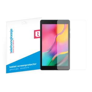 Samsung Galaxy Tab A 8.0 inch screenprotector tempered glass van Telefoonglaasje