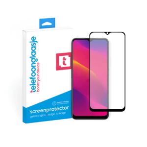 Oppo A5 (2020) screenprotector van gehard glas