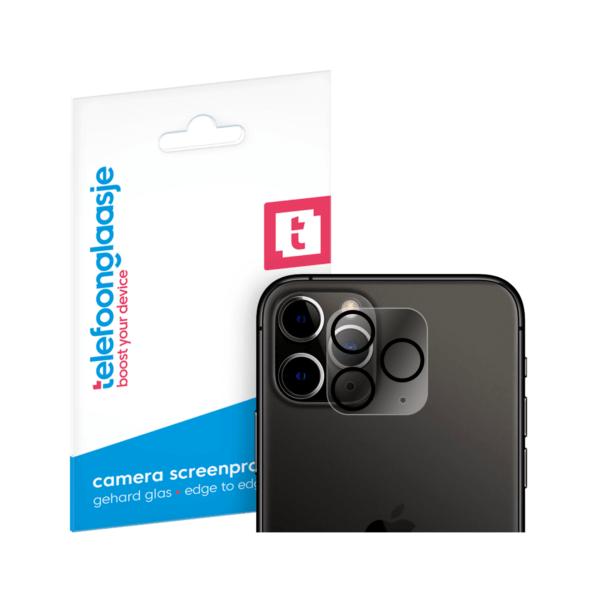 iPhone 11 Pro camera screenprotector gehard glas - Telefoonglaasje