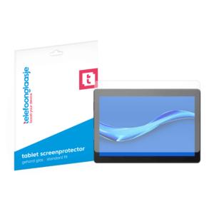 Lenovo Tab M10 screenprotector tempered glass van Telefoonglaasje