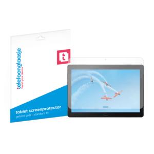 Lenovo Tab P10 screenprotector tempered glass van Telefoonglaasje
