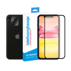 iPhone 11 screenprotector met camera screenprotector