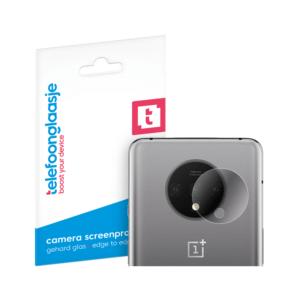 OnePlus 7T camera screenprotector gehard glas - Telefoonglaasje