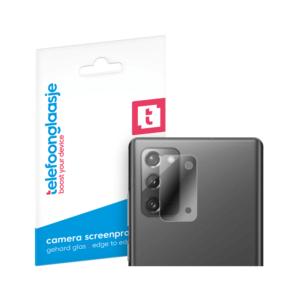 Samsung Note 20 camera screenprotector gehard glas - Telefoonglaasje
