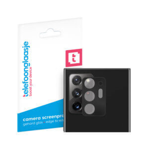 Samsung Note 20 Ultra camera screenprotector gehard glas - Telefoonglaasje