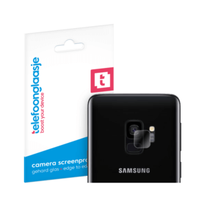 Samsung S9 camera screenprotector gehard glas - Telefoonglaasje