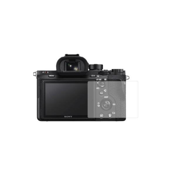 Sony Alpha A7R II Screenprotector
