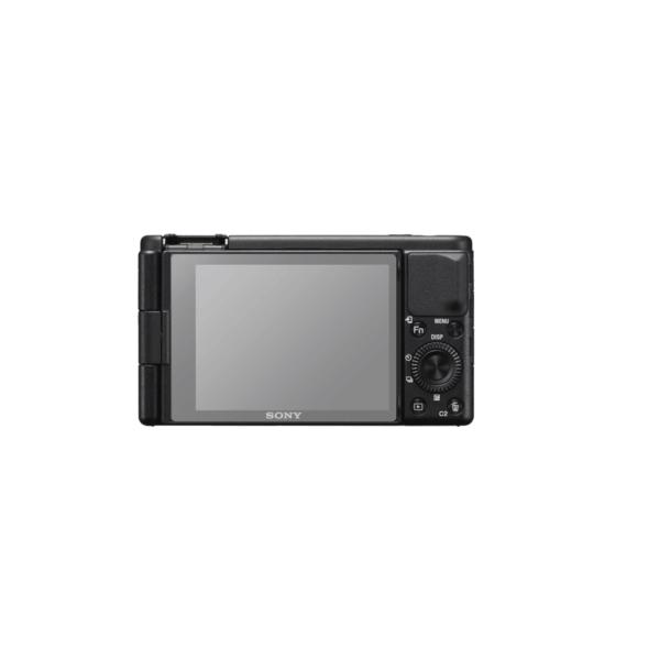 Sony ZV-1 Screenprotector op scherm